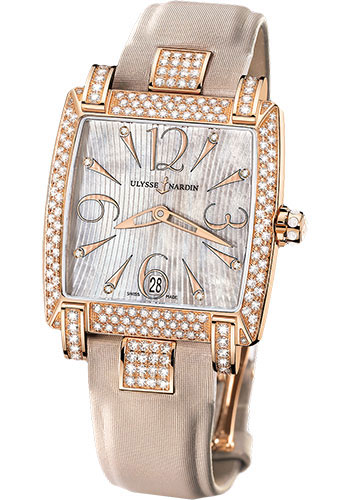 Ulysse Nardin Watches - Caprice Rose Gold - Style No: 136-91AC-695