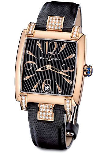 Ulysse Nardin Watches - Caprice Rose Gold - Style No: 136-91C/06-02