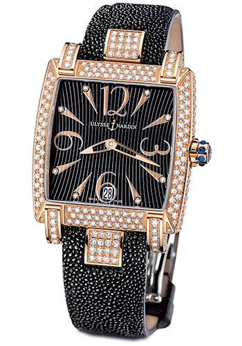 Ulysse Nardin Watches - Caprice Rose Gold - Style No: 136-91FC/06-02