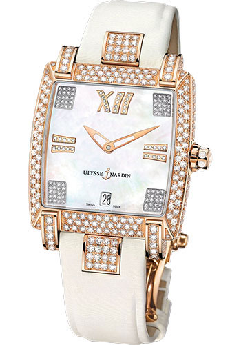 Ulysse Nardin Watches - Caprice Rose Gold - Style No: 136-91FC-301