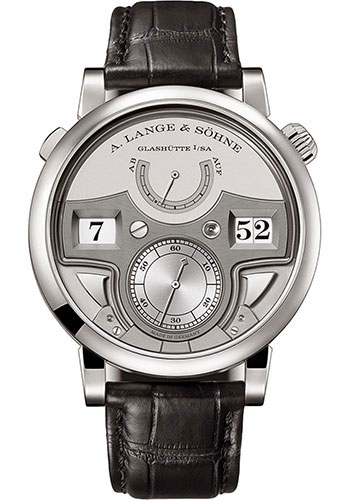 A. Lange & Sohne Watches - Zeitwerk Minute Repeater - Style No: 147.025F
