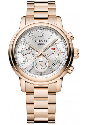 Chopard Watches - Mille Miglia Chronograph Rose Gold - Style No: 151274-5001