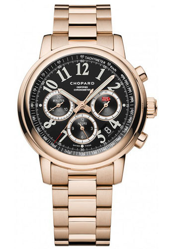 Chopard Watches - Mille Miglia Chronograph Rose Gold - Style No: 151274-5002