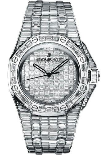 Audemars Piguet Royal Oak Offshore Baguette Watches