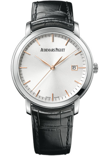 Audemars Piguet Watches - Jules Audemars Selfwinding - White Gold - Style No: 15170BC.OO.A002CR.01