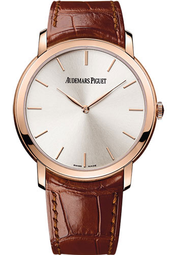 Audemars Piguet Watches - Jules Audemars Extra-Thin - Style No: 15180OR.OO.A088CR.01