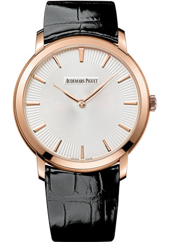 Audemars Piguet Watches - Jules Audemars Selfwinding - Pink Gold - Style No: 15180OR.OO.A102CR.01