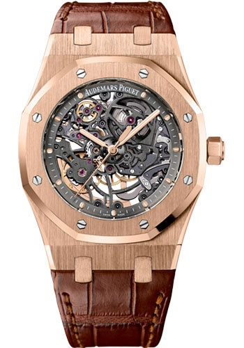 Audemars Piguet Watches - Royal Oak Openworked - Style No: 15305OR.OO.D088CR.01