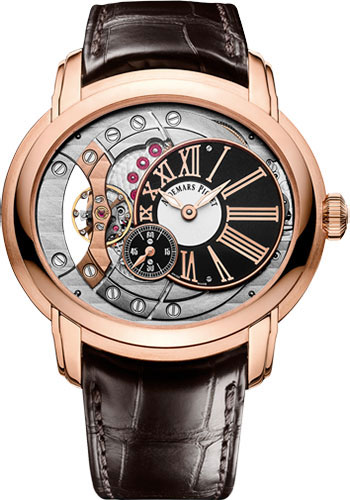 Audemars Piguet Watches - Millenary 4101 - Style No: 15350OR.OO.D093CR.01