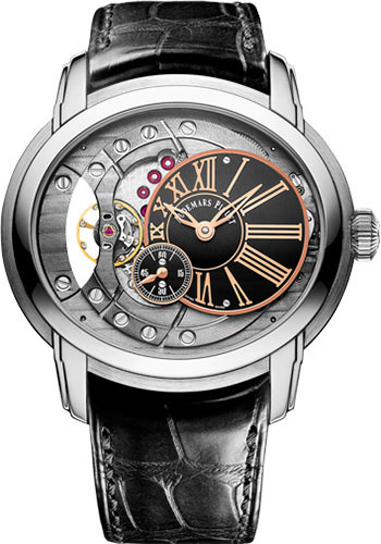 Audemars Piguet Watches - Millenary 4101 - Style No: 15350ST.OO.D002CR.01