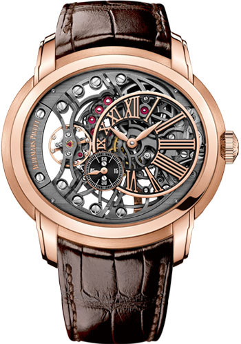 Audemars Piguet Watches - Millenary Openworked - Style No: 15352OR.OO.D093CR.01