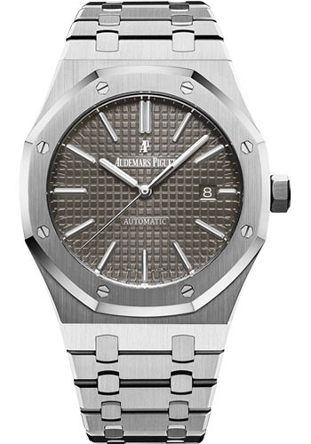 Audemars Piguet Watches - Royal Oak Self Winding 41mm - Stainless Steel - Style No: 15400ST.OO.1220ST.04