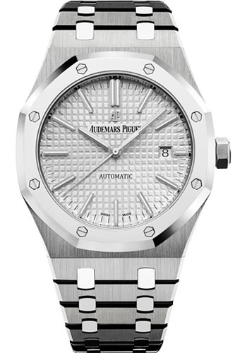 Audemars Piguet Watches - Royal Oak Self Winding 41mm - Titanium - Style No: 15403IP.OO.1220IP.01