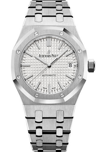 Audemars Piguet Watches - Royal Oak Self Winding 37mm - Stainless Steel - Style No: 15450ST.OO.1256ST.01