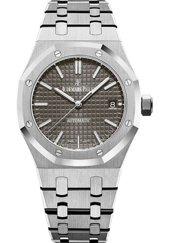 Audemars Piguet Watches - Royal Oak Self Winding 37mm - Stainless Steel - Style No: 15450ST.OO.1256ST.02