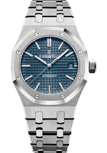 Audemars Piguet Watches - Royal Oak Self Winding 37mm - Stainless Steel - Style No: 15450ST.OO.1256ST.03
