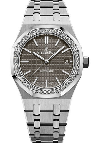 Audemars Piguet Watches - Royal Oak Self Winding 37mm - Stainless Steel - Style No: 15451ST.ZZ.1256ST.02