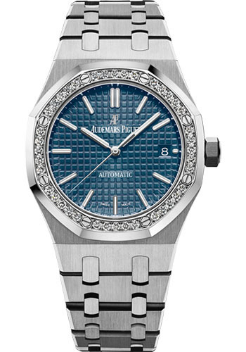 Audemars Piguet Watches - Royal Oak Self Winding 37mm - Stainless Steel - Style No: 15451ST.ZZ.1256ST.03
