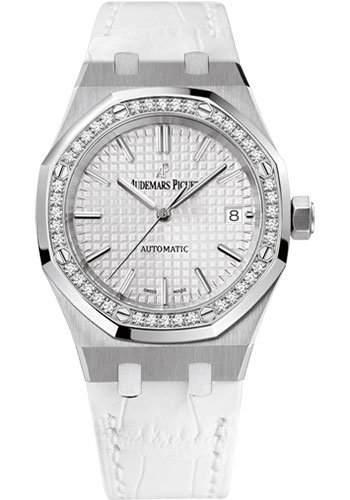Audemars Piguet Watches - Royal Oak Self Winding 37mm - Stainless Steel - Style No: 15451ST.ZZ.D011CR.01