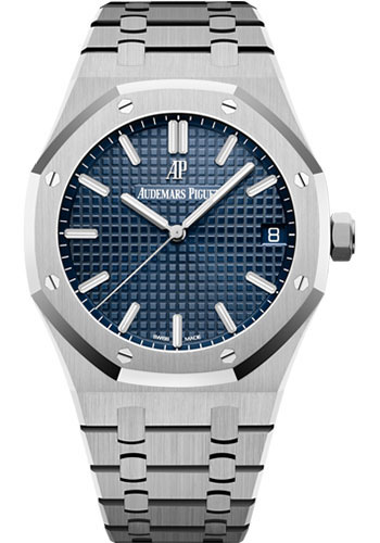 Audemars Piguet Watches - Royal Oak Self Winding 41mm - Stainless Steel - Style No: 15500ST.OO.1220ST.01