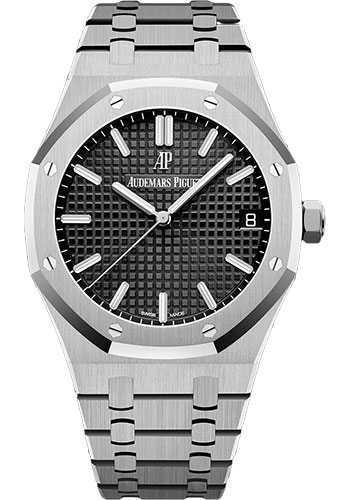 Audemars Piguet Watches - Royal Oak Self Winding 41mm - Stainless Steel - Style No: 15500ST.OO.1220ST.03