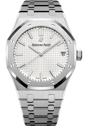 Audemars Piguet Watches - Royal Oak Self Winding 41mm - Stainless Steel - Style No: 15500ST.OO.1220ST.04