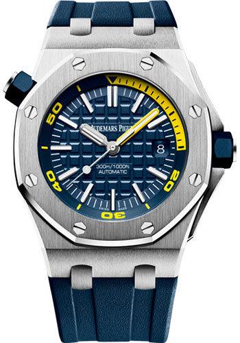 Audemars Piguet Watches - Royal Oak Offshore Diver - Style No: 15710ST.OO.A027CA.01