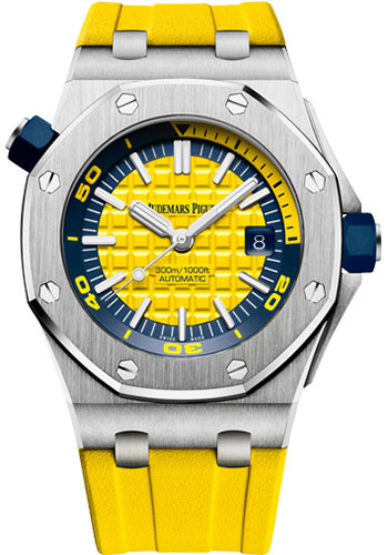 Audemars Piguet Watches - Royal Oak Offshore Diver - Style No: 15710ST.OO.A051CA.01
