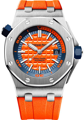 Audemars Piguet Watches - Royal Oak Offshore Diver - Style No: 15710ST.OO.A070CA.01