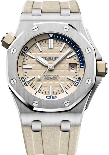 Audemars Piguet Watches - Royal Oak Offshore Diver - Style No: 15710ST.OO.A085CA.01