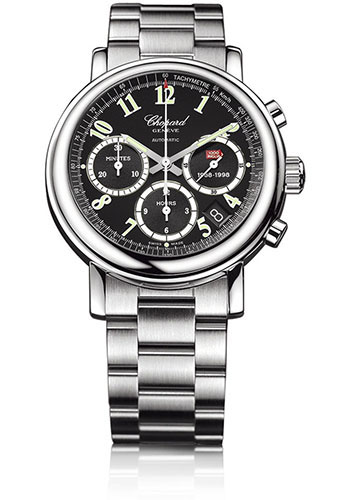 Chopard Watches - Mille Miglia Chronograph Stainless Steel - Style No: 158331-3001