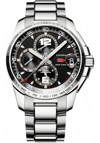 Chopard Watches - Mille Miglia GT XL Chrono - Style No: 158459-3001