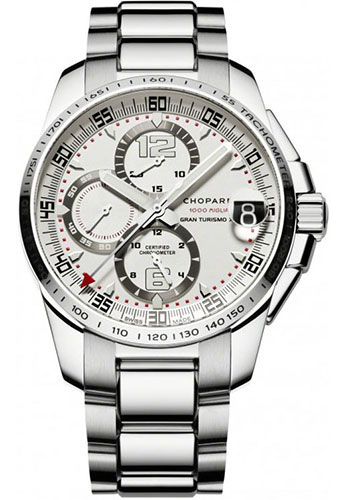 Chopard Watches - Mille Miglia GT XL Chrono - Style No: 158459-3002