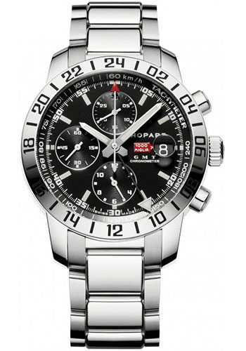 Chopard Watches - Mille Miglia GMT - Style No: 158992-3001