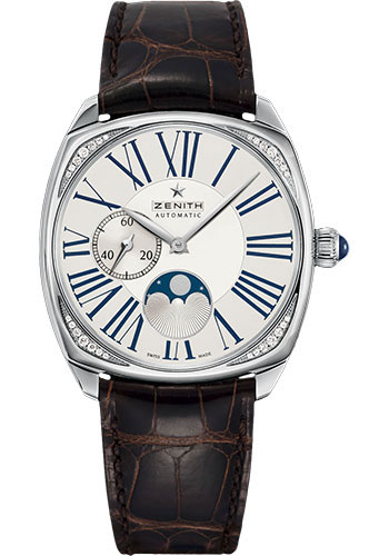 Zenith Watches - Star Moonphase Stainless Steel - Style No: 16.1925.692/01.C725