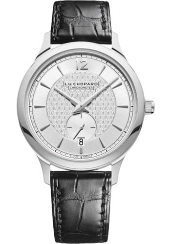 Chopard Watches - L.U.C XPS 1860 Officer - Style No: 161242-1001
