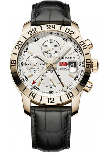 Chopard Watches - Mille Miglia GMT - Style No: 161267-5001