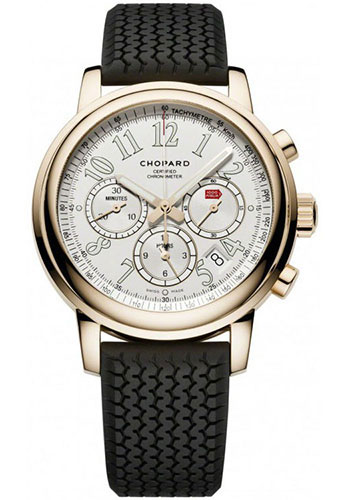 Chopard Watches - Mille Miglia Chronograph Rose Gold - Style No: 161274-5002