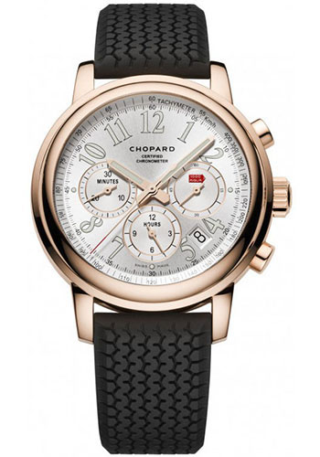 Chopard Watches - Mille Miglia Chronograph Rose Gold - Style No: 161274-5004