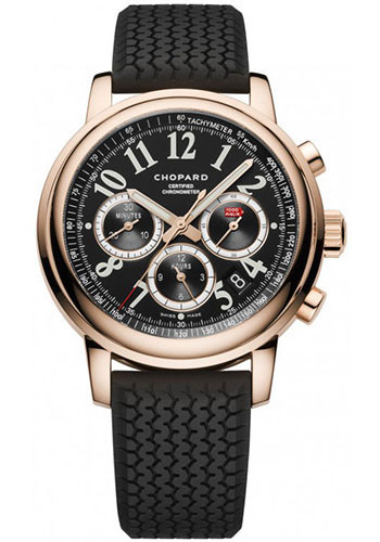 Chopard Watches - Mille Miglia Chronograph Rose Gold - Style No: 161274-5005