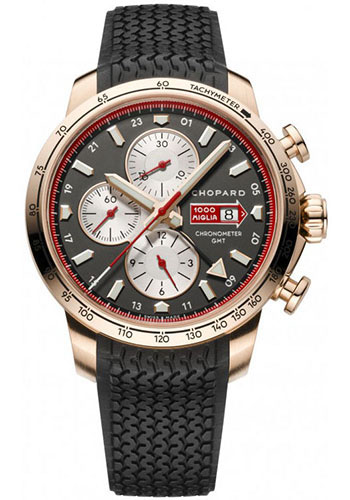 Chopard Watches - Mille Miglia 2013 Edition - Style No: 161292-5001