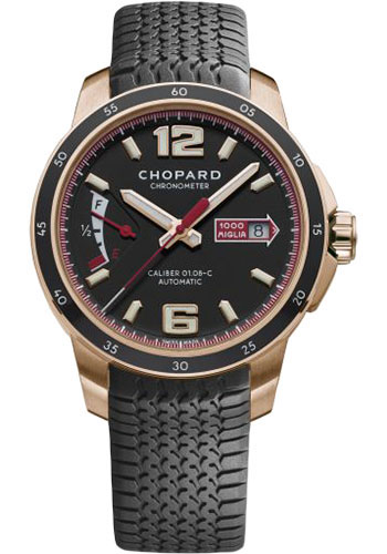 Chopard Watches - Mille Miglia GTS Power Control - Style No: 161296-5001