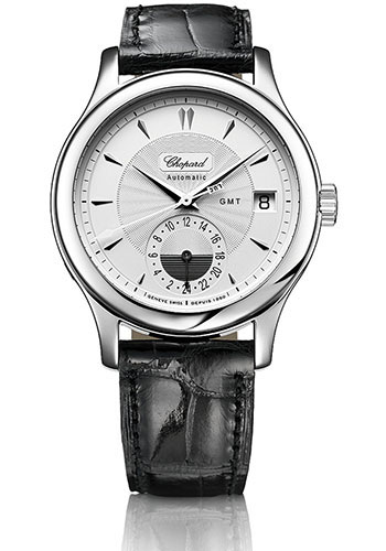 Chopard Watches - L.U.C Classic GMT - Style No: 161867-1001