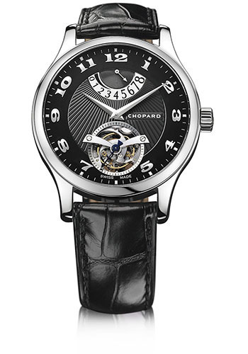 Chopard Watches - L.U.C Tourbillon Steel Wings - Style No: 161906-1001