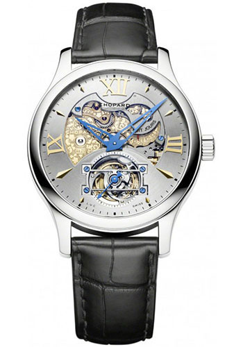 Chopard Watches - L.U.C Tourbilloin Esprit de Fleurier - Style No: 161911-1001