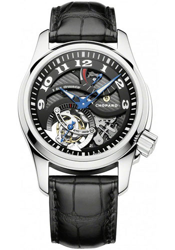 Chopard Watches - L.U.C Tourbillon Tech Twist - Style No: 161917-1001
