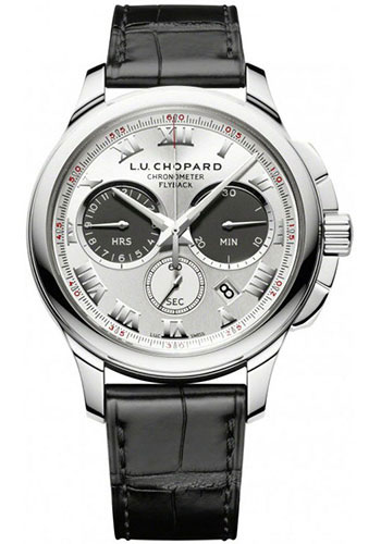 Chopard Watches - L.U.C Chrono One - Style No: 161928-1001