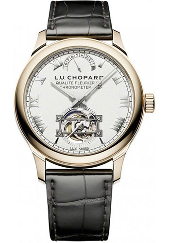 Chopard Watches - L.U.C Triple Certification Tourbillon - Style No: 161929-5001