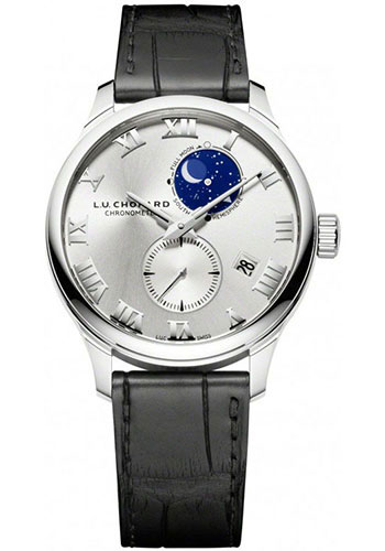 Chopard Watches - L.U.C Lunar Twin - Style No: 161934-1001