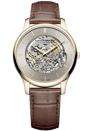 Chopard Watches - L.U.C XP Skeletec - Style No: 161936-5001